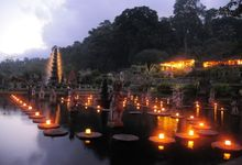 WEDDING IN BALI by TIRTA AYU HOTEL, TIRTAGANGGA - THE WATER PALACE
