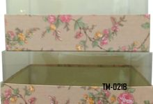 Kotak Seserahan Hantaran by aria-craft