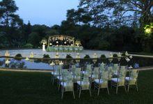 WEDDING ATU & GEE by Raffles Hills Cibubur - On Green Garden Venue
