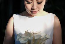 Clarence & Lynn Wedding Day by Triaji Jati Photography