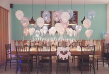 Bridal Shower 01 by Little Party Things