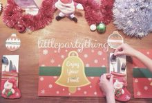 Cameo Productions & Cameo Project Christmas Dinner by Little Party Things
