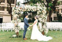Garden wedding by The Saujana Hotel Kuala Lumpur