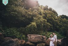 Rahman & Ain The Pre Wedding by The Vanilla Project