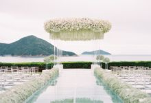 LUMINOUS ILLUSION by The Wedding Atelier