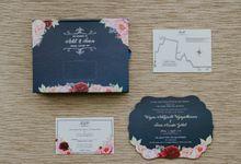 Nagisa Bali Wedding For Tiara & Aditya by Nagisa Bali
