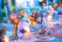 Bohemian Jewish Beach Wedding by Luxury Events Phuket