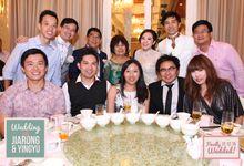 Table Shot Wedding Favor by BusybodySG
