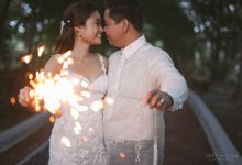 Jeffrey and Regina Tagaytay wedding by Richie Ortega-Torres