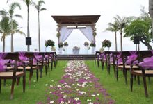 Taman Bhagawan Imelda Wedding by Taman Bhagawan