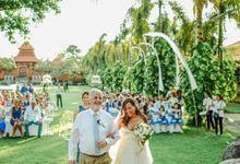 Taman Bhagawan Jolena & Eric Wedding by Taman Bhagawan