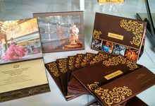 Tangkas & Ranti Wedding Card by Batanta Card