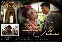 My pre Wedding by Tantie Wedding Organizer
