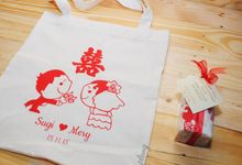 Souvenir Tote Bag by Plung Creativo