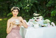 A Tea Party Affair by Ling's Palette