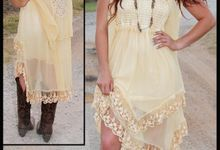 online bridesmaid store by Cowgirl Country Bridesmaids