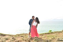 Couple photo of Carlos & Maika by THL Photography