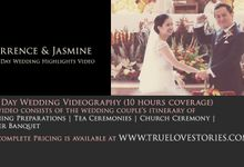 Full Day Feature of Terrence & Jasmine by True Love Stories