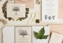 New Wedding Designs by Paper Pressed