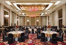 Wedding at The Grand Ballroom by The Trans Resort Bali