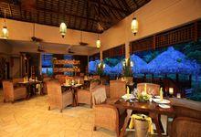 The Dining Venues by THE BANJARAN HOTSPRINGS RETREAT