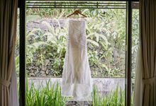 White Wedding by The Samaya Ubud, Bali