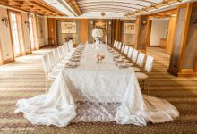 Wedding Venue by Shangri-La Hotel