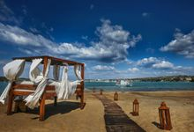 ROMANTIC WEDDING IN PORTO HELI by Diamond Events