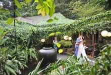 A Tropical Destination Wedding - Celebrating Thomas & Jenelle by Andrew Yep Photographie