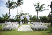 Exlusive wedding Project by Bali Heaven Furniture Rental