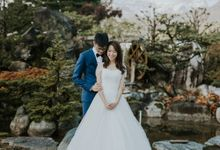 Overseas Pre-Wedding Photo Shoot in Hokkaido Japan by Ling's Palette