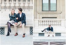 Aurelie & Thomas Engagement by Tim Moore