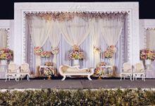 Tisya & Ferry - International Wedding by Le Motion