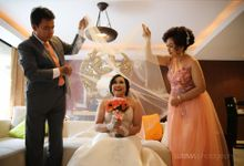 Tito & Ferra Wedding Ceremony by Luxima Photography