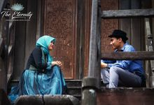 The Prewedding of Ahmad Bustomi & Rere by The Eternity Photography
