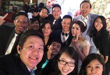 The Wedding of Tomi & Vina by PlanMyDay Wedding Organizer