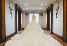The Wedding of Tony & Yovie by Sheraton Surabaya Hotel & Towers