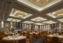 Wedding Theme by Shangri-La Hotel Singapore