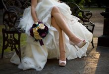 Tracy and Dans Wedding by Silk and Style Bridal