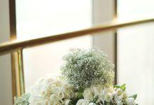Wedding of Karina & Yona by Sheraton Surabaya Hotel & Towers
