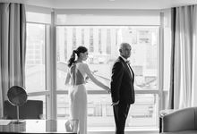 Nioka & Dyson by Tropica Weddings