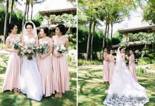 The Wedding Farel & Shekina by RIVIERA EVENT ORGANIZER
