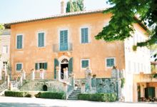 A rustic Tuscan wedding by Caught the Light