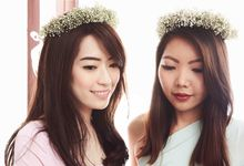 Flower Crowns & Hair Wreath by BloomThis