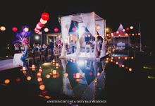 Tylea & Stephen Wedding by One & Only Bali Weddings