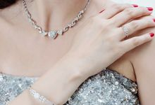 You can never go wrong with classic elegant jewellery by Rose Jewellery