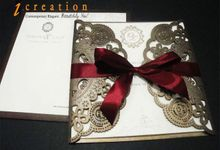 Lace Themed Wedding by Icreation