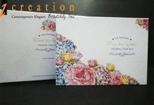 Flower and Nature Theme Wedding by Icreation