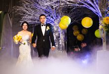 The Wedding of Jeffri & Katherine by Union Event Planner