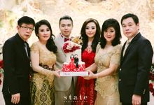 engagement day of Benny & Laurensia by Violet L'Evento